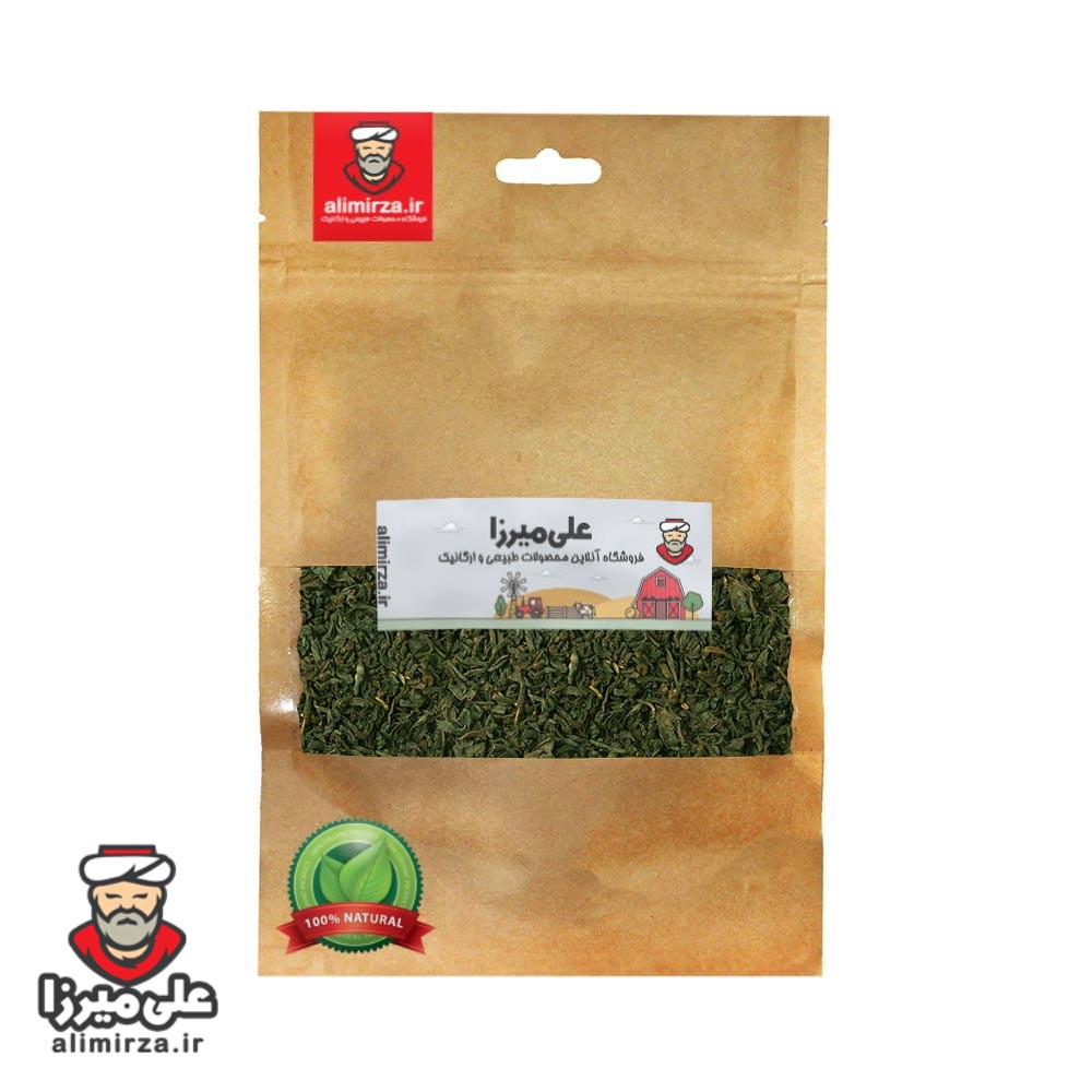 خرید آنلاین چای سبز ارگانیک ایرانی