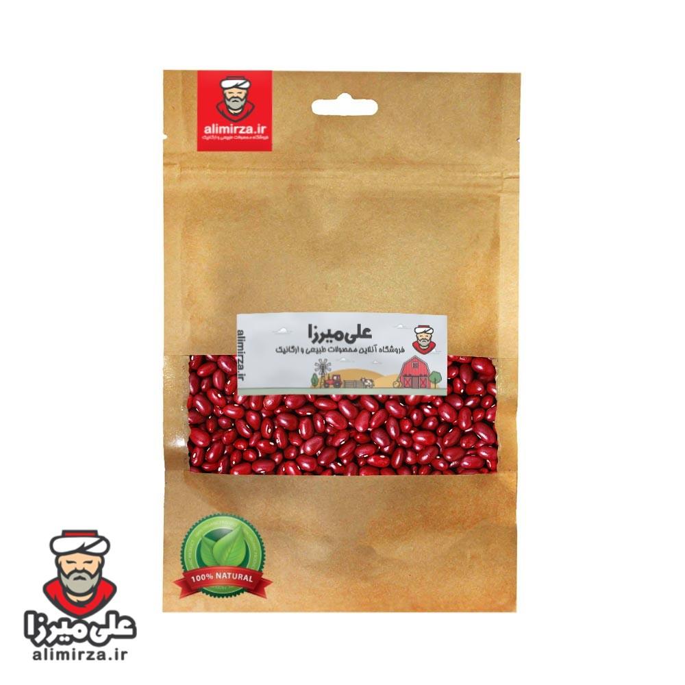 خرید آنلاین لوبیا ارگانیک بسته بندی