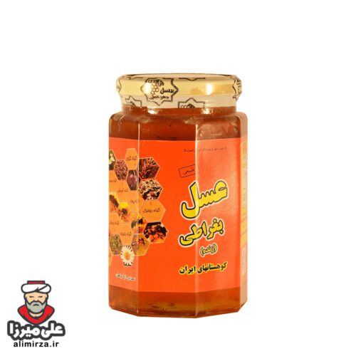 عسل-سه-ستاره-بغراطی-احیای-سلامت