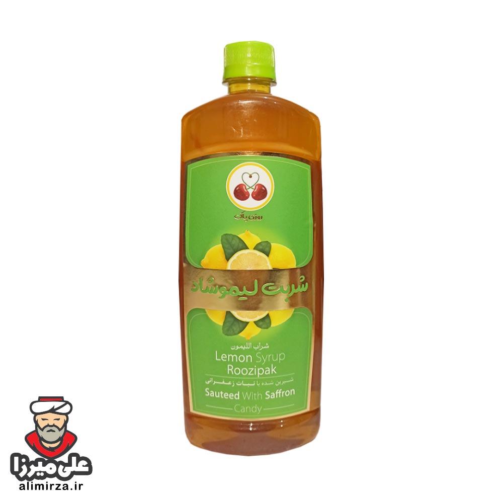 شربت-لیموشاد-یک-لیتری-روزی-پاک
